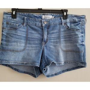 Torrid Shorts Size 20